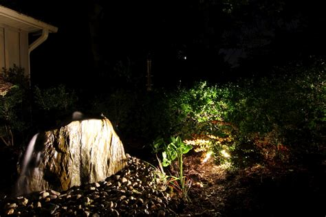 why choose professional landscape lighting diy