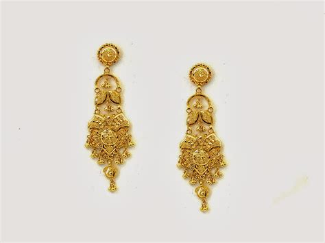 simple earrings designs in gold gold jewelry sets simple