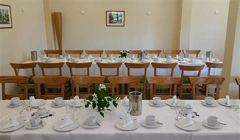 festliche tafel ihre veranstaltung cafe am wockersee in parchim