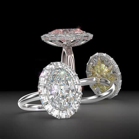 10 Carat Diamond Ring Designed by Bez Ambar: The Best