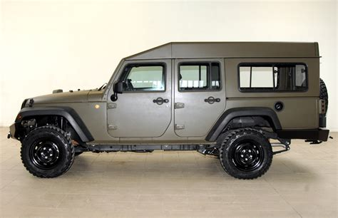jeep j8 why can t someone offer this expedition portal