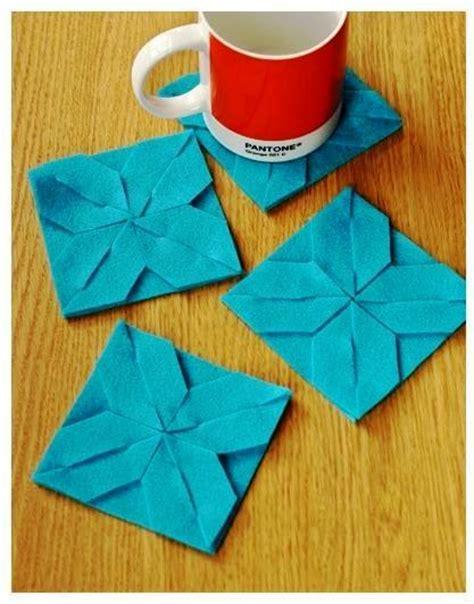 cara membuat kerajinan tangan kerajinan tangan kain flanel cara membuat place mat car