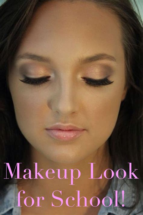 here all all the girls with their makeup done ready for girls night blogust day 29 quick makeup look for school classy