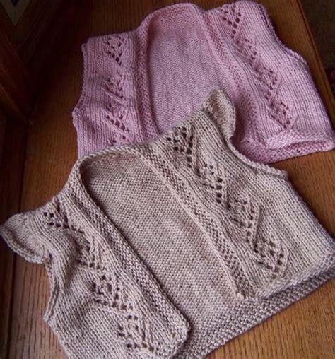 childs bolero knitting pattern flower child shrug knitting patterns and crochet