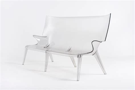 philippe starck creates largest single mould polycarbonate collection for kartell