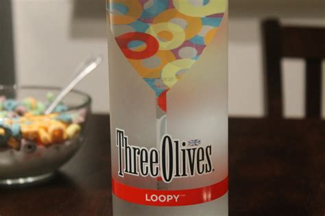 fruit loop vodka what s something to mix with quot loopy quot fruit loops
