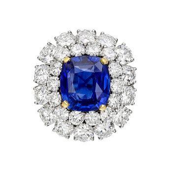 Yellow Safir Ceylon 02 estate cleef arpels 7 02 carat sapphire