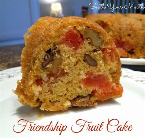 8 fruit cake price south your friendship fruit cake plus starter recipe