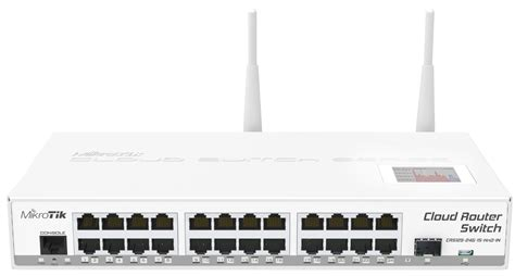Router Mikrotik 16 Port Routerboard Crs125 24g 1s 2hnd In