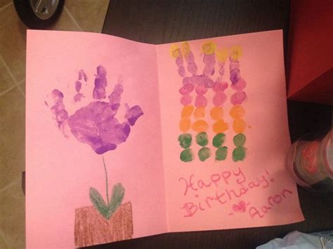 birthday crafts for from 25 best images about grandparent birthday card ideas on