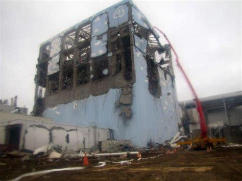 centrale giapponese fukushima ancora allarmi dalla centrale giapponese