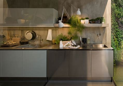 arclinea kitchen arclinea s collection at milan interiorzine