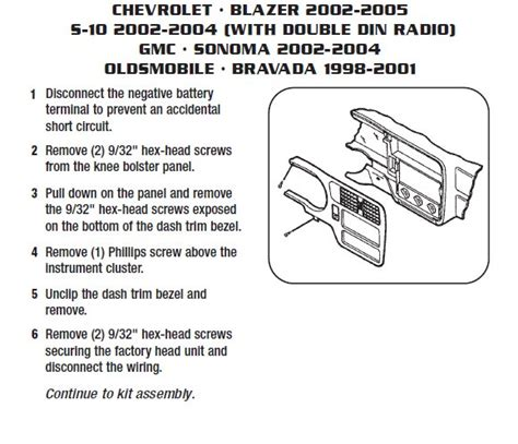 dashboard wiring diagram 2002 sonoma get free image