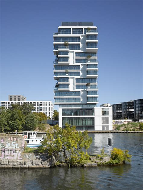 living architects living levels tchoban voss architekten archdaily