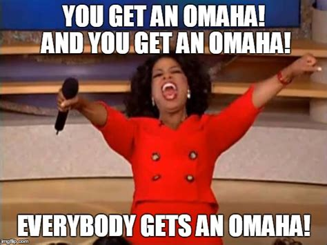 Omaha Meme - peyton manning imgflip