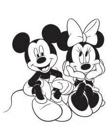 coloring pages minnie mouse coloring pages free printable