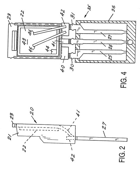 lead frame design rule patent us6667547 high current capacity semiconductor