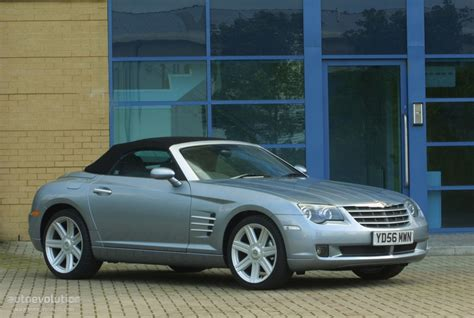 buy car manuals 2007 chrysler crossfire engine control chrysler crossfire roadster specs 2007 2008 autoevolution