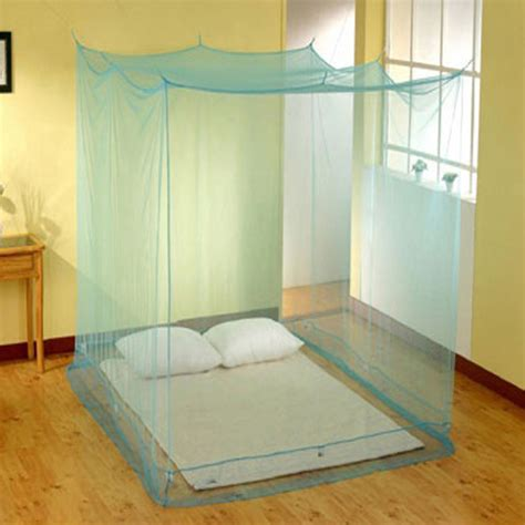 bed mosquito net mosquito net 66 feet for double bed available at shopclues
