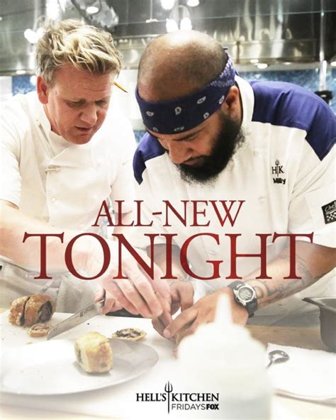 Hells Kitchen 39 Recap by Hell S Kitchen Recap 10 13 17 Season 17 Episode 3 Quot Tower