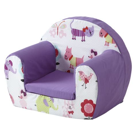 Childs Foam Armchair children s comfy soft foam chair toddlers armchair