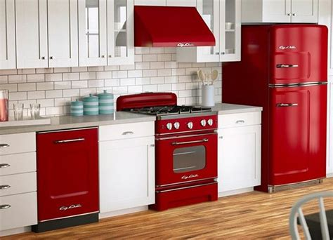 retro kitchen appliance 20 modern kitchens with cool retro appliances
