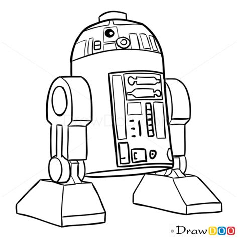 lego r2d2 coloring pages how to draw r2 d2 lego starwars