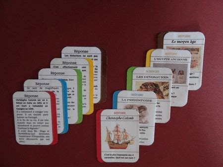 Asmodee Carte Question Reponse by Cartes Histoire Questions R 233 Ponses Sur Diff 233 Rentes P 233 Riodes Histoire Question