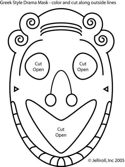 spartan mask template 3 mask templates teaching masks and mask