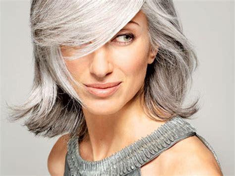 how to brighten gray hair ageist beauty your days as a clairol girl may be numbered