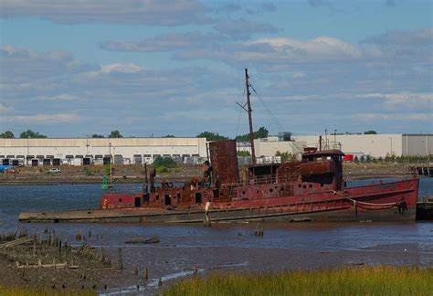 tugboat graveyard tugboat graveyard photograph by steven richman