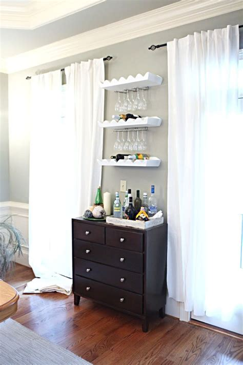 Small Bar Area Ideas This For A Small Bar Area Also Would Never