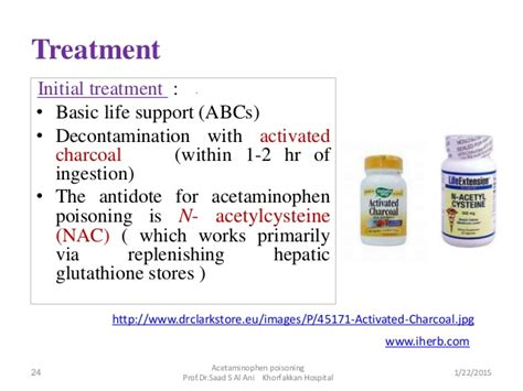 Http Naturalsociety Health Benefits Of Activated Charcoal Medicine Detox by Acetaminophen Poisoning