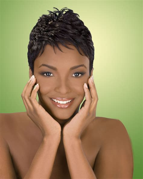 femail hair styles seen from must see pictures of short hairstyles for black women