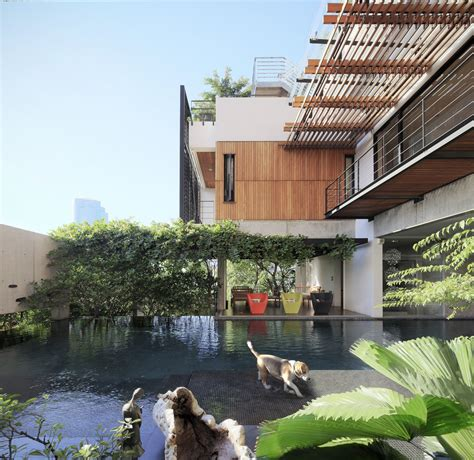 designing a house modern thai home inspiration