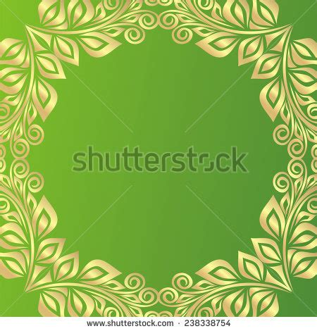 nature element pattern abstract floral frame plant vegetable background stock