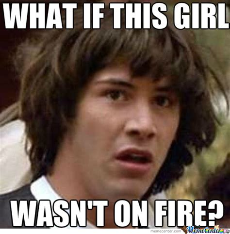 Fire Girl Meme - girl on fire alicia keys by recyclebin meme center