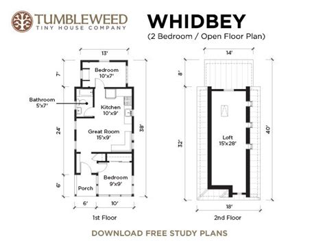 tumbleweed tiny house floor plans a little house in little rock built with a tumbleweed tiny
