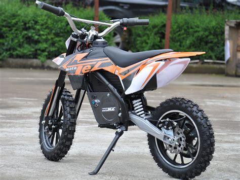 electric motocross bikes mototec 24v electric dirt bike 500w