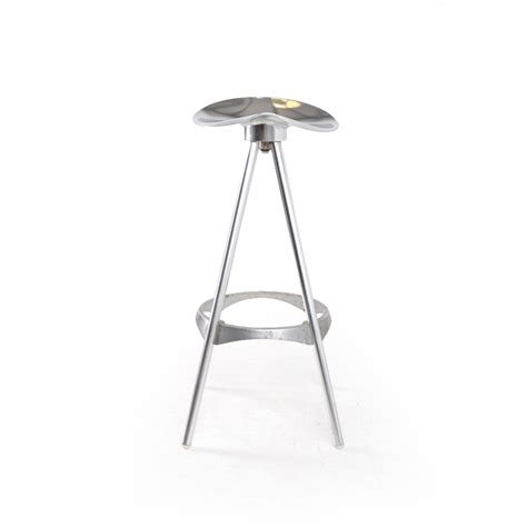 brushed aluminum bar stool micazza bar stool brushed aluminum istage homes
