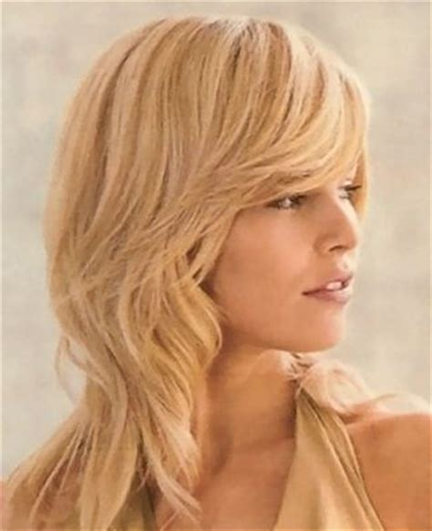 how to keep bangs from looking stringy long layered bangs my vibe pinterest hair with bangs