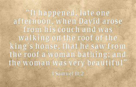 david  bathsheba bible story summary lessons