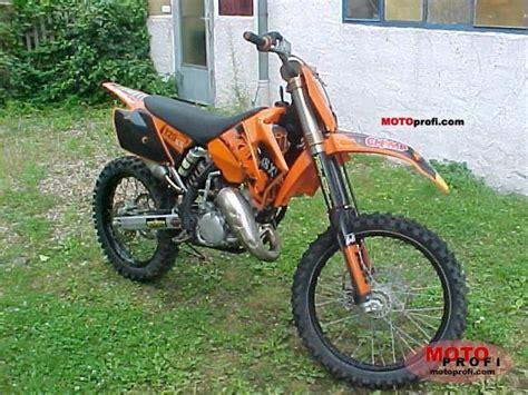 2005 Ktm Sx 125 2005 Ktm 125 Sx Moto Zombdrive