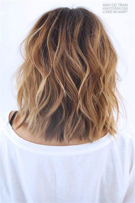 how to do a texture hair cut on black woman collar length texture anh co tran celebrity hair stylist