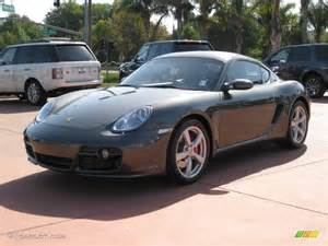 2007 Porsche Cayman S Reliability 2007 Porsche Cayman Gray 200 Interior And Exterior Images