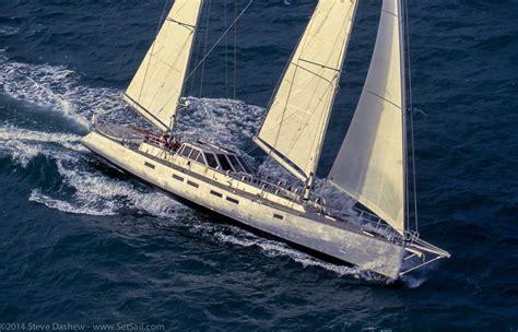 trimaran yawl cruising sailboat rigs ketches yawls and schooners