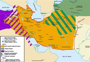 Ottomans And Safavids Notes On The Safavid Empire