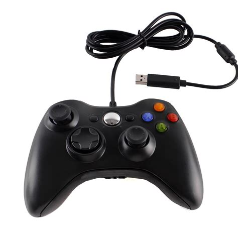 console controller for pc xbox 360 controller wired gamechanger