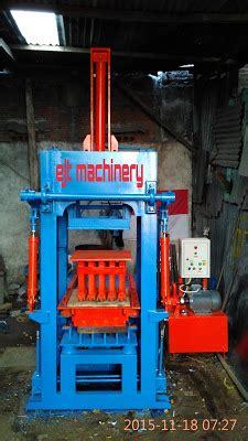 Jual Cetakan Batako Di Surabaya jual mesin cetak batako mesin cetak paving mesin mixer