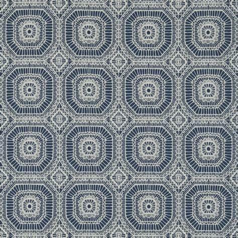 Macrame Fabric - macrame fabric indigo 131412 harlequin artisan